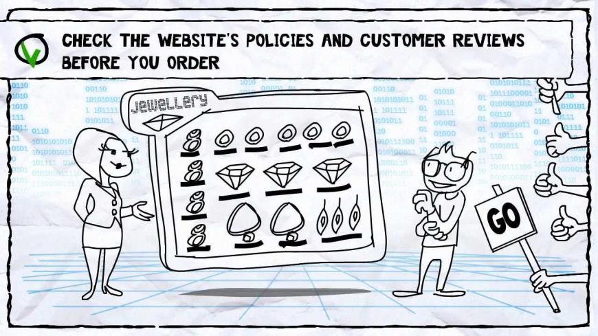 5 Kiat Aman Belanja Online