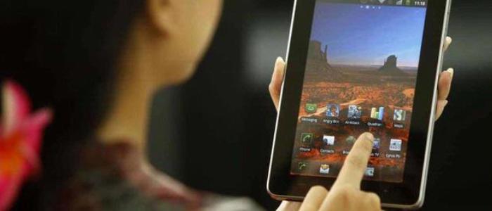 Peluncuran SmartPhone Cyrus Apel HSPA+ 21MBps