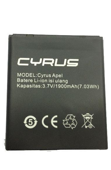 Battere Cyrus Apel