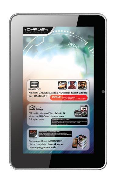 Cyrus AtomPad 16 GB