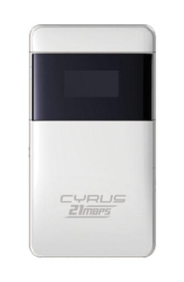 Cyrus MiFi 21MBps