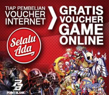 Gratis Voucher Game Online